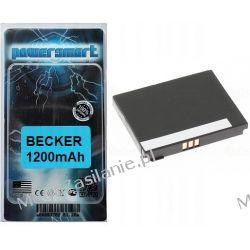 BATERIA do Becker HJS 100 338937010208 MAP PILOT GPS i akcesoria