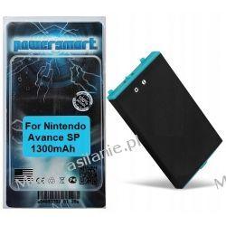 AKUMULATOR DO Nintendo Advance SP SAM-SPRBP GBA-SP TV i Video