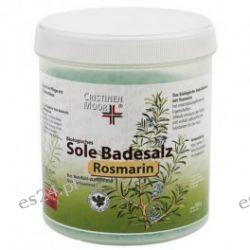 Ekologiczna sól do kąpieli - rozmaryn 500 gr