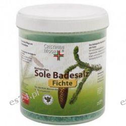 Ekologiczna sól do kąpieli - świerk 500 gr