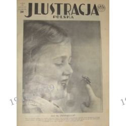 Ilustracja Polska nr 20 z 1939 roku