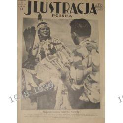 Ilustracja Polska nr 33 z 1939 roku
