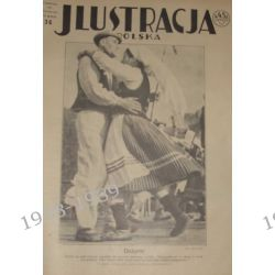 Ilustracja Polska nr 34 z 1939 roku