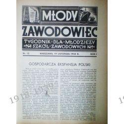 Młody Zawodowiec nr 12 rok 1935