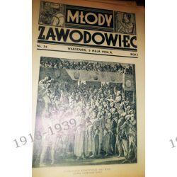 Młody Zawodowiec nr 34 rok 1936
