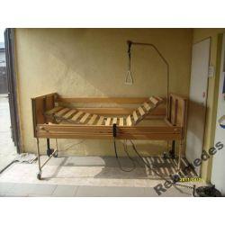 Łóżko rehabilitacyjne elektryczne  2 FUNK.12.M F-R