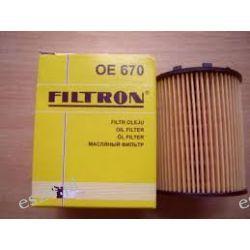 FILTR OLEJU-WKŁAD ASTRA H 1,3CTDI FILTRON OE670 W SYSTEM PURFLUX