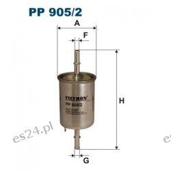 FILTR PALIWA FILTRON PP905/2 OEM.96281411,96335719,25121074 Alternatory