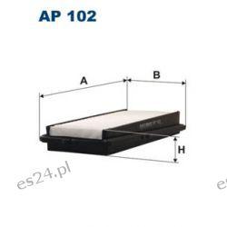 FILTR POWIETRZA FILTRON AP102  Paski klinowe