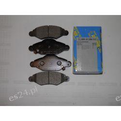 KLOCKI HAMULCOWE KASHIYAMA C12103 OE.04465-0D040 Powietrza