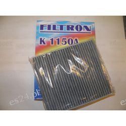 FILTR KABINOWY WĘGLOWY FIRMY FILTRON K1150A OE.1354952 Drążki kierownicze