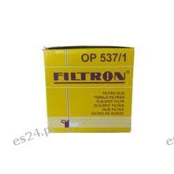 FILTR OLEJU FILTRON OP537/1 Gwint M20x1,5 ALFA /FIAT Zamiennik; KRAFT 1703392,MANN W17/16 OE.60612882,60621890