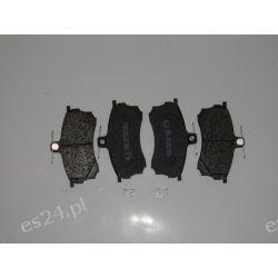 KLOCKI HAMULCOWE SAKURA 600-50-4300 WVA 23080 MITSUBISHI CARISMA 1.6 16V 95-OE.MR249240 Zamiennik;BOSCH - 0986424370  Powietrza