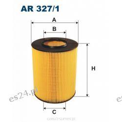 FILTR POWIETRZA FILTRON AR327/1; MERCEDES A-KLASA W168 A140/A160/A190/A210 Zamiennik MANN C1381,KRAFT 1711360 OE.1660940004  Kierunkowskazy