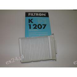 FILTR KABINOWY FILTRON K1207;CITROEN C1,PEUGOET 107,TOYOTA AYGO.Zamiennik MANN CU2317 OE.6447TT,885080H010  Drążki kierownicze