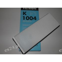 FILTR KABINOWY FILTRON K1004 ;Audi 80, 90 6/93->, A4 1/95->, Volkswagen Passat 10/96->Zamiennik;KRAFT 1730020,MANN CU3955 OE.8A0819439A