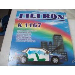 FILTR KABINOWY FILTRON K1167;Renault Megane Scenic III Zamiennik;KRAFT 1735210,MAXGEAR KF-6285/26-0483 OE.7701055110