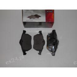 KLOCKI HAMULCOWE PRZEDNIE Opel Vectra B;MAXGEAR 19-0642 ,WVA- 21829 Zamiennik;KRAFT 6001545,REMSA 039010 OE.1605912,90512037  Pozostałe