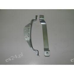 Obejma tłumika dolna +Obejma tłumika górna prawa Fiat Bis OE.7671836/39 Przednie