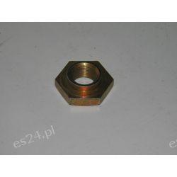 Nakrętka koła pasowego wału FIAT Seicento Cinquecento 900 OE.4227649 Blok silnika