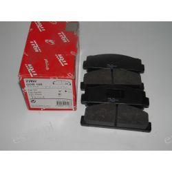 Klocki hamulcowe przednie FSO 125/Polonez  Firmy LUCAS GDB106 OE.060294/L ,059957 Motoryzacja