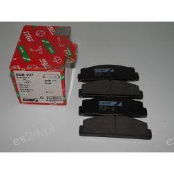 Klocki hamulcowe tylne FSO 125/Polonez  Firmy LUCAS GDB107 OE.060297/L,039540 Motoryzacja