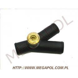 Regulacja dawki gazu 19/19/19mm z 1 śrubą...