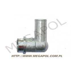 Kolanko reduktora Lovato metalowe gaz/16mm...
