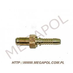 Redukcja Węża M12x1mm/8mm/L63mm...