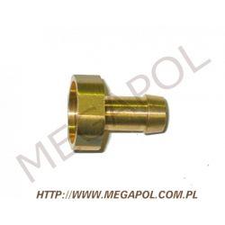 Nakrętka M18x1mm/d10 Listwy Rail...