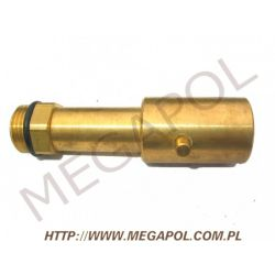 Wlew gazu Belgia/Holandia 224D/21,8/98mm...