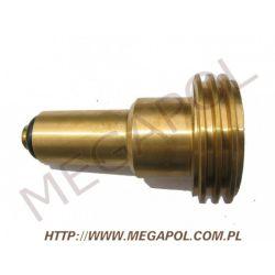 Wlew gazu Polska/Niemcy,Belgia -222A/M12/78mm...
