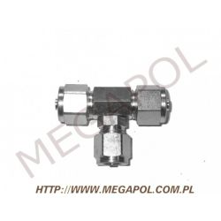 Złączka Trójnik rury PCV6/6/6mm...