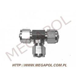 Złączka Trójnik rury PCV8/8/8mm...