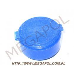 Maskownica wlewu gazu - niebieska...