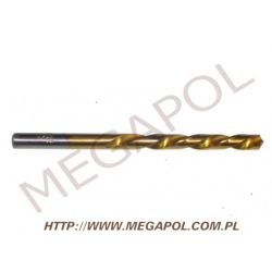2.7mm/Wiertło do metalu (51027)-tytanowe ...