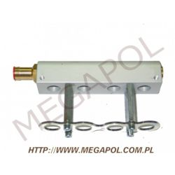 HANA Korpus listwy/metal - 4 cylindry...