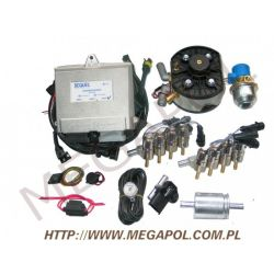 5.Wtrysk Sequel OBD(KME Silver Turbo/MagicJet) 8cyl....