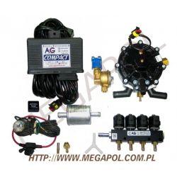 2.Wtrysk Compact ( AC150 / Rail AGC 3ohm) 4 cyl....