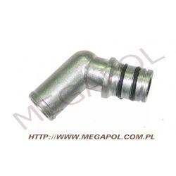 Kolanko reduktora BRC AT/Tecno/Fox wodne/16mm metal...