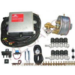 2.AEB (King) Zavoli Zeta S / RAIL Apache 3ohm - 8 cylindrów...