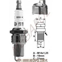 Swieca DR17YS-9 Brisk Silver lpg/cng...