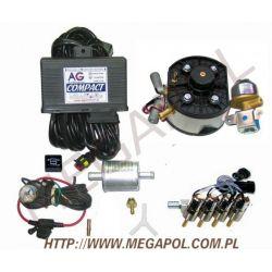5.Wtrysk Compact ( KME Silver Turbo / MagicJet ) 4 cyl....