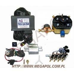 5.Wtrysk Compact ( KME Gold Turbo / MagicJet ) 4 cyl....