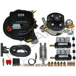 5.Wtrysk NEVO Pro/KME Silver Turbo/ Valtek 2ohm/6-cylindrów...