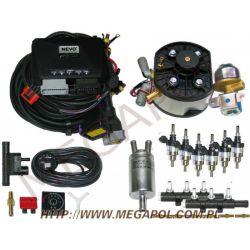 3.Wtrysk NEVO Pro/KME Silver Turbo / Hana H2001 /6x1cyl....