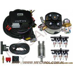 4.Wtrysk NEVO Pro/KME Silver Turbo / Hana H2001 listwa /6cyl....