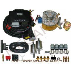 7.Wtrysk NEVO Pro/KME Gold/ Rail Apache 2ohm/4-cylindry...