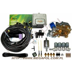 2.Wtrysk Agis M210  Artic AT09/Apache 2ohm....