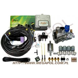 2.Wtrysk Agis M210  Alaska AT09/Apache 2ohm...
